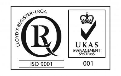 ISO9001 and UKAS